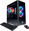 CyberPowerPC - Gamer Xtreme Gaming Desktop - Intel Core i7-10700F - 16GB Memory - NVIDIA GeForce RTX 3060 Ti - 1TB HDD + 500GB SSD - Black