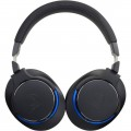 Audio-Technica - ATH MSR7b Wired Over-the-Ear Headphones - Black
