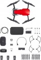 DJI - Mavic Air Fly More Combo Quadcopter with Remote Controller - Flame Red