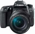 Canon - EOS 77D DSLR Camera with EF-S 18-135mm IS USM Lens
