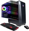 CyberPowerPC - Gaming Desktop - AMD Ryzen 3 2300X - 8GB Memory - AMD Radeon RX 570 - 1TB HDD + 240GB SSD - Black