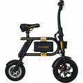Swagtron - SwagCycle Electric Bike - Black