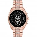 Michael Kors - Access Bradshaw 2 Smartwatch 44mm Stainless Steel - Rose Gold with Rose Gold Band