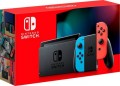 Nintendo - Switch 32GB Console - Neon Red/Neon Blue Joy-Con