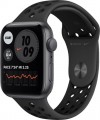 Apple Watch Nike SE (GPS) 44mm Space Gray Aluminum Case with Anthracite/Black Nike Sport Band - Space Gray