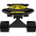 Swagtron - Swagskate Electric Skateboard w/ 6 mi Max Operating Range & 9.3 mph Max Speed - Black
