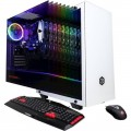 CyberPowerPC - Gamer Xtreme Gaming Desktop - Intel Core i3 - 9100F - 8GB Memory - NVIDIA GeForce GTX 1660 - 480GB SSD - White