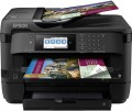 Epson - WorkForce® WF-7720 Wireless All-In-One Printer - Black