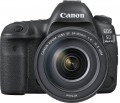 Canon - EOS 5D Mark IV DSLR Camera with 24-105mm f/4L IS II USM Lens Black